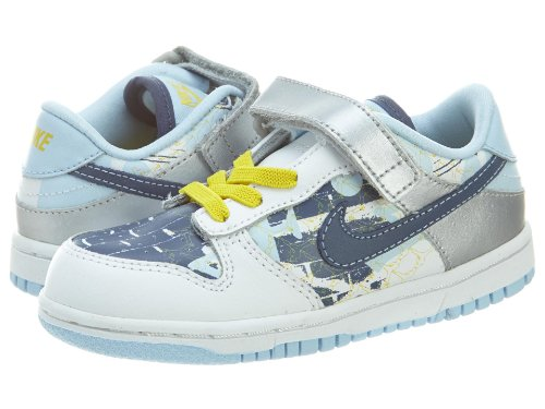NIKE Lilltle Dunk Low (Td) Toddlers Style 311533 (Nike Toddler Dunk)