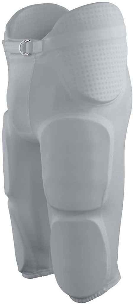 Augusta Sportswear - Camiseta de fútbol pantalón con Almohadillas - 100% poliéster - Negro: Amazon.es: Hogar