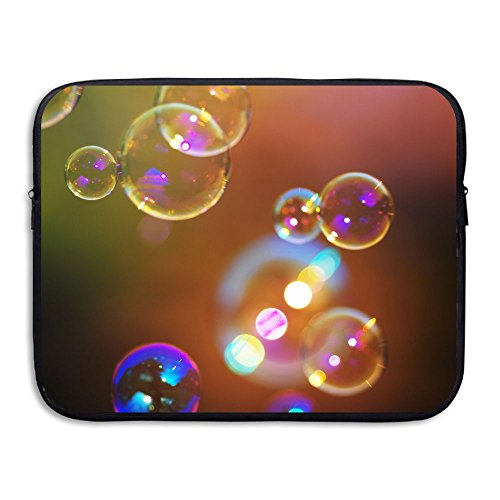 CHERINA RHEA Computer Bag Laptop Case Slim Sleeve Bag Bubbles Waterproof 13-15 Inch For IPad Air Macbook Pro Surface Book Notebook Ultrabook