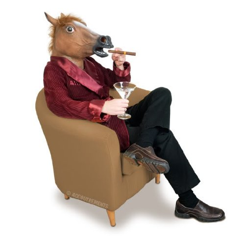 Accoutrements Horse Head Mask -