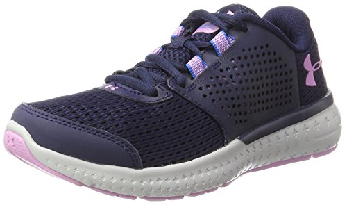Under Armour UA W Micro G Fuel RN, Zapatillas de Entrenamiento para Mujer Azul (Midnight Navy)