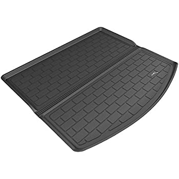 Amazon Com 3d Maxpider Front Row Custom Fit All Weather Floor Mat