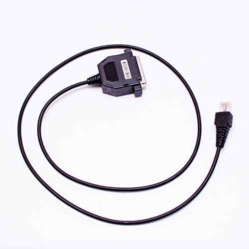 Maxtop Apcrs232 Mcs2000 Rib Related Programming Cable For Motorola Gm900 Gm1100 Gm1200 Gm2000 Mc900 Mc2100 Mcs2000