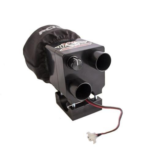 PCI Race Radios Dual Boost Fresh Air Pumper For 1.5 Inch Tubing