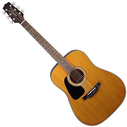 (Takamine GD30LH-NAT Acoustic Guitar Left-Handed Dreadnought, Natural)