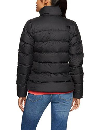 W Black Face Tnf Nuptse Women's North The Jacket Black qTFxt6gF