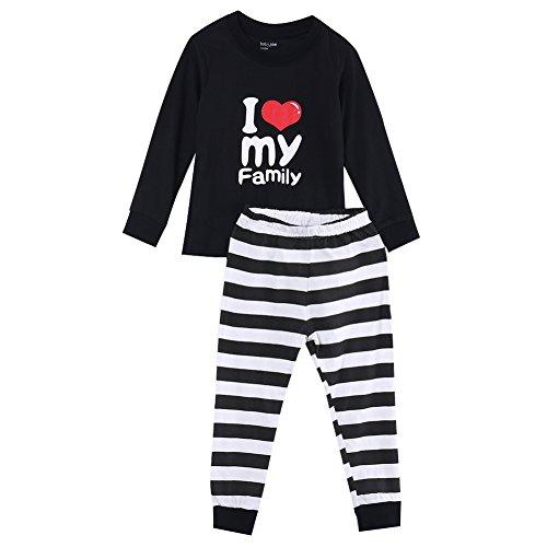 New 2 Piece Boys Pajamas - 6