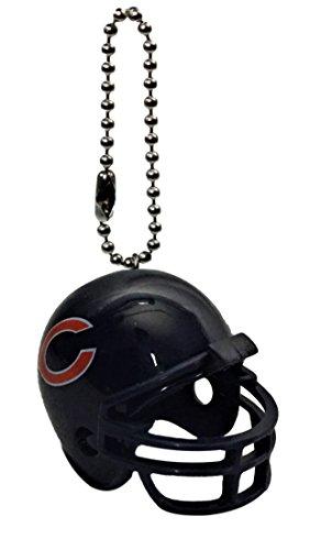 Helmet Football Keychain (Chicago Bears Football Helmet Key Chain/Dangler)