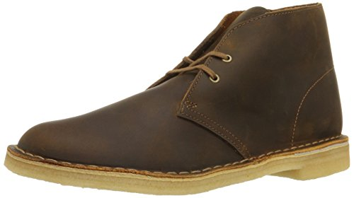 CLARKS Originals Men's Desert Boot,Beeswax,10.5 M (Originals Desert Boot)