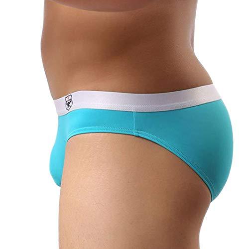 Gift Man Premium Blue Aimee7 Comodo Sky Brief Boxer Slip Hipster Pouch Slip Retro 6x4qvwHnZq