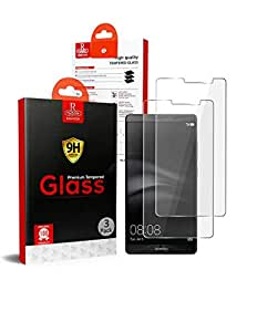Huawei Mate 8 Remson Tempered Glass Screen Protector 3 PACK - Clear