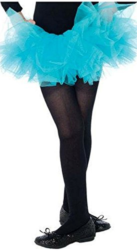 Turquoise Organza Tutu - Organza Tutu Skirt Child Costume Accessory