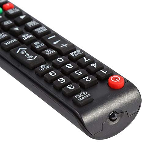 Generic Samsung Universal Remote Control for all Standard Models of Samsung  LED/LCD/Plasma TV (Black)