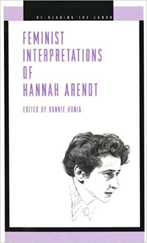 Book Feminist Interpretations of Hannah Arendt (Re-Reading the Canon) (1995-08-15)