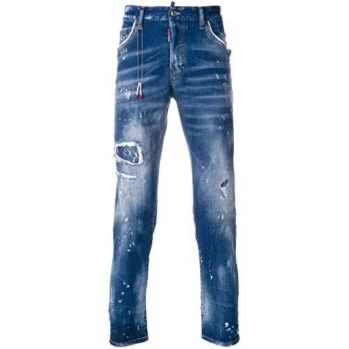 ba45352db3 70%OFF Dsquared2 Hombre S71LB0452S30342470 Azul Algodon Jeans ...