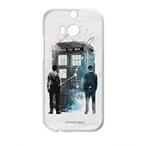 Doctor Who Fahionable And Popular High Quality Back Case Cover For HTC M8