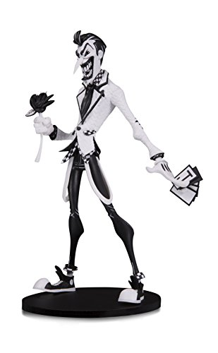- DC Artists Alley: The Joker by Hainanu Nooligan Saulque (Black & White Version) Designer Vinyl Figure