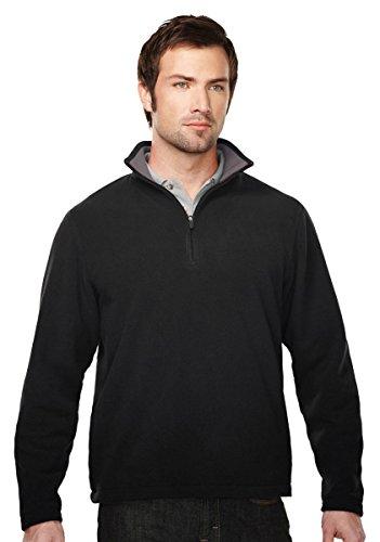 Quarter Zip Bonded Fleece - 6