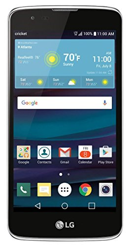"Unlocked LG Phoenix 2, 16GB, 4G LTE, 5"" HD Screen, 8MP/5MP,"