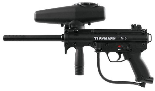Tippmann A-5 .68 Caliber Semi Automatic Paintball Marker