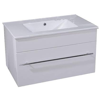Dimension Lavabo Salle De Bain.750 Meuble Lavabo Avec Lavabo Pour Salle De Bain Toilettes