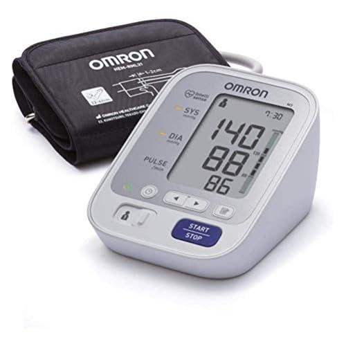 chollos oferta descuentos barato OMRON M3 Tensiómetro de brazo digital con detección del pulso arrítmico validado clínicamente