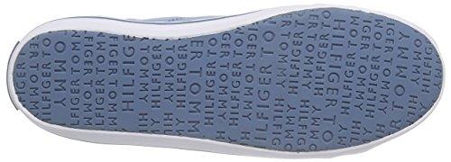 Tommy Hilfiger Mädchen S3285later 6d-1 Low-Top Blau (BLUE HEAVEN 917)