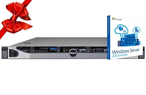 PowerEdge R630 Virtualization Server, 2 x Intel E5-2650 v4 2.2GHz, 256GB DDR4 RAM, 1TB SSD, Windows Server 2016, Hyper-V Ready, 3 Year Warranty