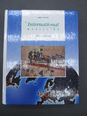 International Marketing, 8th Edition