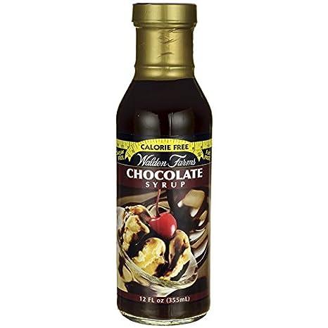 WALDEN FARMS SIROPE DE Chocolate 355 ML: Amazon.es: Alimentación y bebidas