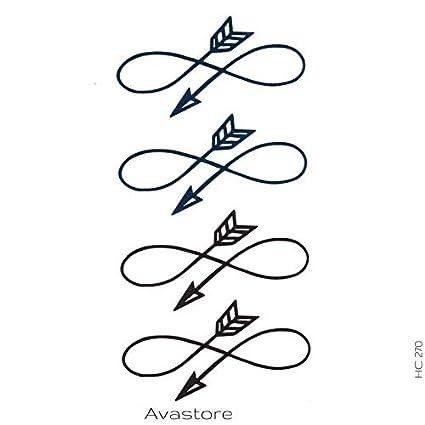 Tatuaje Temporal Cupido – Tatuaje efímero cupidon- – Pastilla de 4 ...