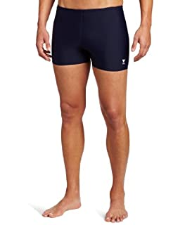 TYR Sport Men's Square Leg Short Swim Suit,Navy,34 (B001F272YE) | Amazon price tracker / tracking, Amazon price history charts, Amazon price watches, Amazon price drop alerts