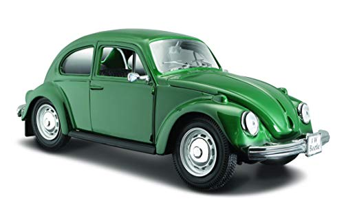 Maisto 1:24 Scale Volkswagen Beetle Diecast Vehicle (Colors May Vary) (1 Maisto 24 Diecast)