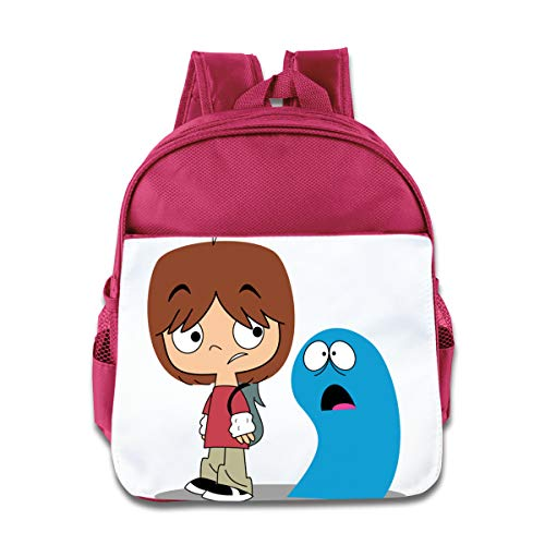(Silence Foster's Home For Imaginary Friends Children Schoolbag Bag One)