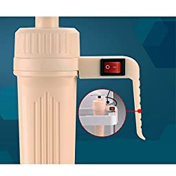 Anself Electric Gravel Cleaner Water Filter Washer Siphon Vacuum Water Pump for Aquarium Fish Tank