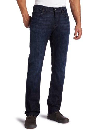 7 For All Mankind Men's Slimmy Slim Straight-Leg Jean, Los A