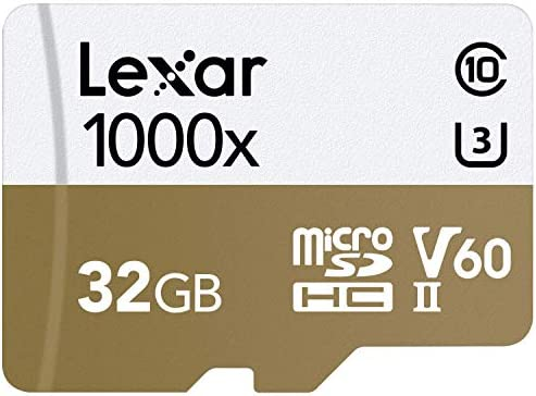 Lexar LSDMI32GCBNL1000R 32GB MicroSDHC UHS-II Memoria Flash ...