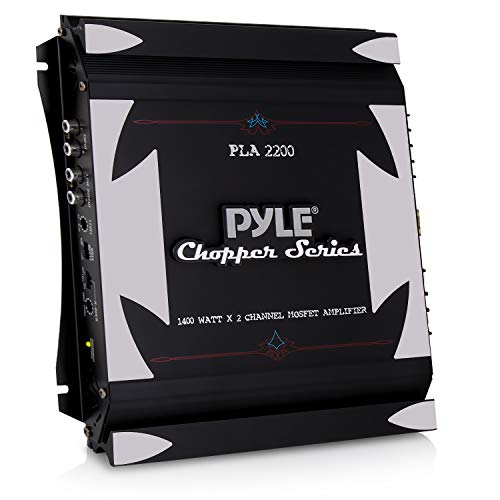 2 Channel Car Stereo Amplifier - 1400W Dual Channel, used for sale  Delivered anywhere in USA