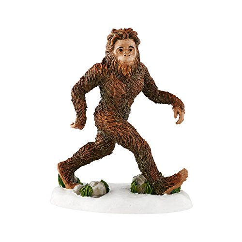 (Department 56 4054209 Accessories for Villages Sasquatch Accessory Figurine, 3.82 inch)