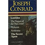Image of Joseph Conrad: Lord Jim / The Nigger of Narcissus / Typhoon / Nostromo / The Secret Agent