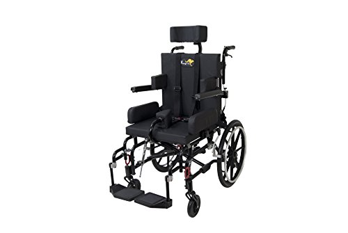 KG2000 - Drive Medical Kanga TS Tilt In Space Wheelchair, Adult, 20 Seat