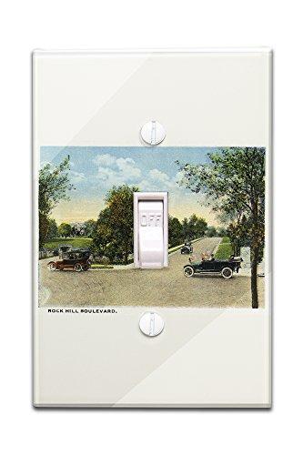 Boulevard Framed - 9