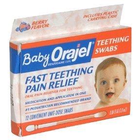 Special Pack de 5 Orajel bébé de