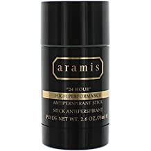 Aramis 24 Hour High Performance Antiperspirant Stick for Men, 2.6 Ounce