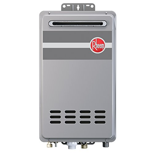 rheem tankless water heater gas buyer's guide