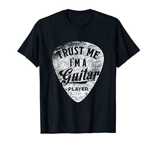 Trust Me I'm a Guitar Player Electric Acoustic T Shirt Gifts