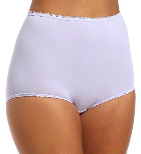Teri Marlene D Full Coverage Microfiber Panty (311) 8/Lilac