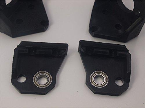 Heasen Prusa I3 Hephestos/MK2 Rework Zend Top para TR8 tornillo de ...