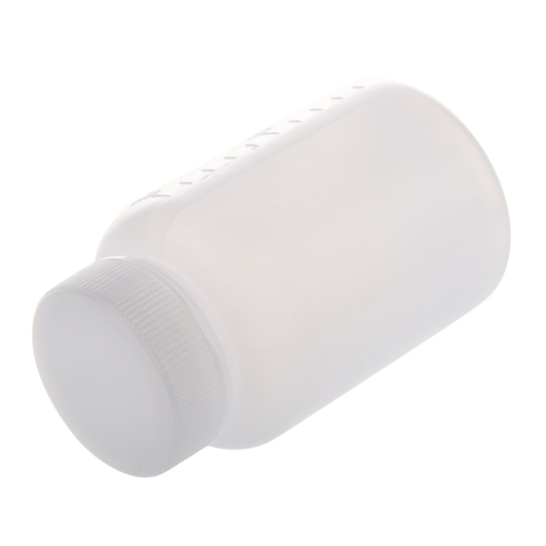 100 pcs Laboratory Storage Case White Plastic Bottle 100mL by AIBOAT