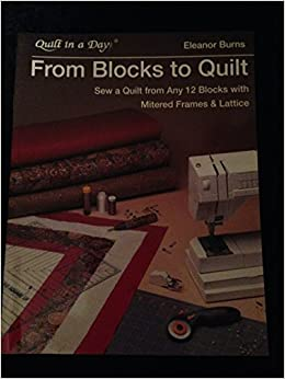 Book From Blocks to Quilt
